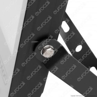 V-Tac Evolution VT-49161 Faro LED SMD 100W High Lumens IP65 da Esterno Colore Nero - SKU 5920 / 5921