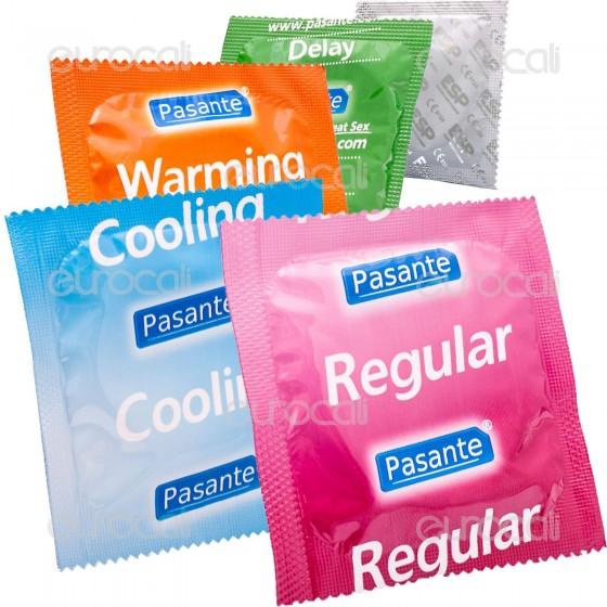 100 Preservativi Misti Assortiti
