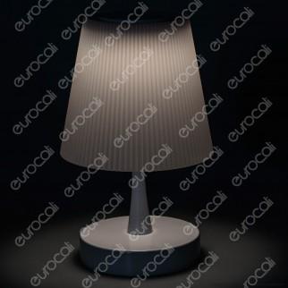V-Tac VT-7515 Lampada da Tavolo LED 4W Touch Dimmerabile Colore Bianco a Batteria Ricaricabile - SKU 8930