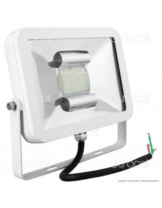 V-Tac I-Series VT-4832 Faretto LED SMD 30W Ultra Sottile da Esterno Colore Bianco