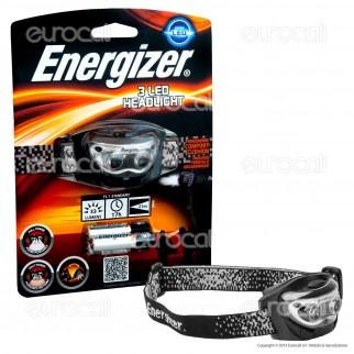 Energizer 3 LED Headlight - Torcia Frontale