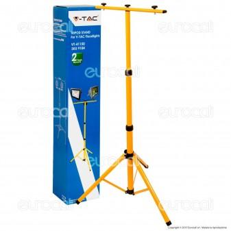 V-Tac VT-41150 Supporto Tripiede per Fari LED