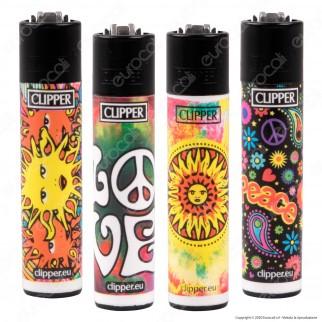 Clipper Large Fantasia Hippie 4 - 4 Accendini