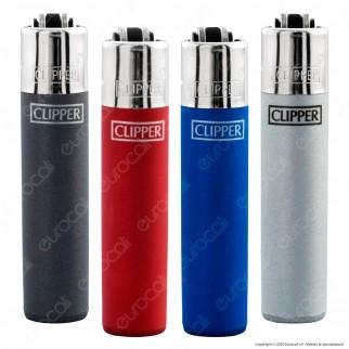 Clipper Micro Fantasia Metallic 3 - 4 Accendini