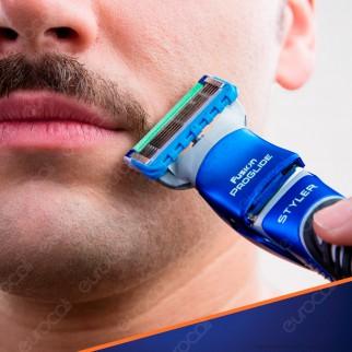 Gillette Styler Set Regalo Con Styler E Gel Da Barba Fusion5 Sensitive