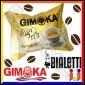 Cialde Caffè Gimoka Gran Festa Aroma Delicato Compatibili Mokona / Tazzona Bialetti - Box 30 Capsule