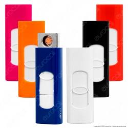 Champ Accendino USB Antivento Ricaricabile - 1 Accendino