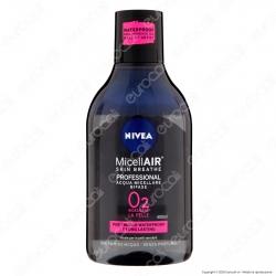 Nivea Micellair Skin Breathe Professional Acqua Micellare Bifase - Flacone da 400 ml