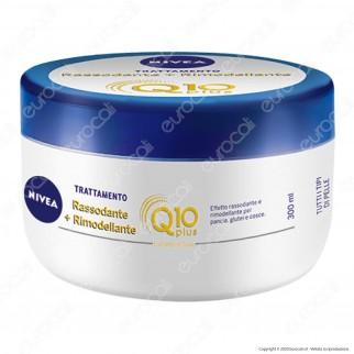 Nivea Trattamento Corpo Rassodante + Rimodellante Q10 plus - Confezione da 300 ml