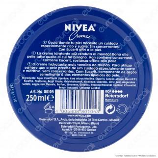 Nivea Micellair Professional Struccante Occhi Base - Flacone da 125 ml
