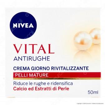 Nivea Crema Giorno Antirughe Rivitalizzante - 50 ml