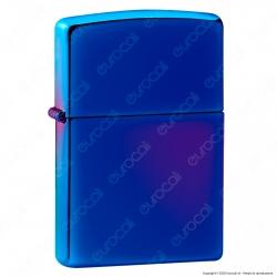 Accendino Zippo Mod. 29899 PVD Indigo - Ricaricabile Antivento