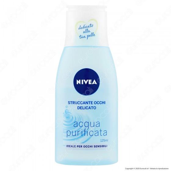 Nivea Struccante Occhi Delicato - 125 ml