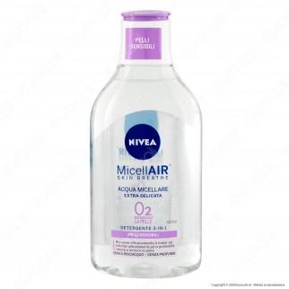 Nivea Micellair Acqua Micellare Extra Delicata - 400 ml