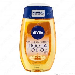 Nivea Doccia Olio Natural Nutrimento Intenso - 200 ml