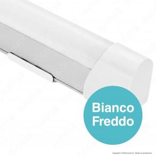 V-Tac VT-8121 Tubo LED Plafoniera 20W Lampadina 120cm - SKU 5074 / 5075 / 5076