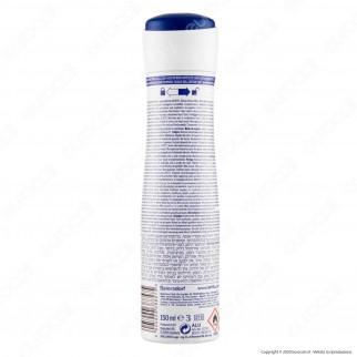 Nivea Black & White Invisible Fresh Spray Antitraspirante - 150 ml