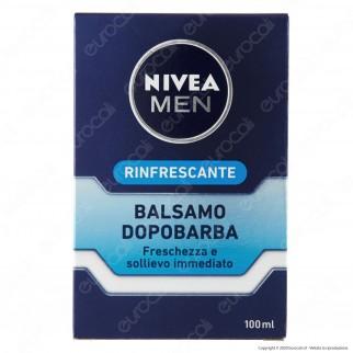 Nivea Men Balsamo Dopobarba Rinfrescante - Flacone da 100ml