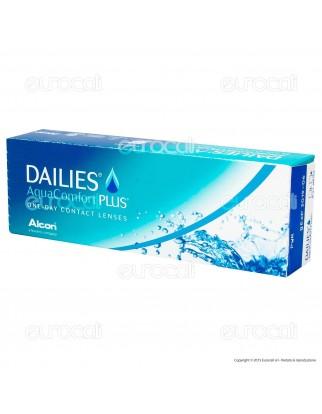 Ciba Vision Dailies Aqua Comfort Plus - 30 Lenti a Contatto Giornaliere