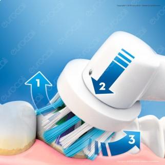 Spazzolini Elettrici Oral-B SmartSeries 55950 CrossAction 2 Manici Con 2 Testine Di Ricambio
