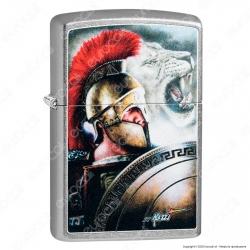 Accendino Zippo Mod. 49095 Mazzi® - Roman Hero - Ricaricabile Antivento