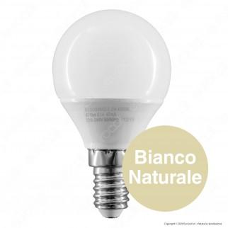 Bot Lighting Shot Lampadina LED E14 5,2W MiniGlobo P45 - mod. ELD3006X2 / ELD3006X3 / ELD3006X1