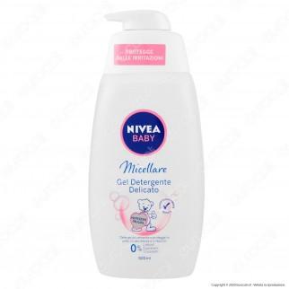 Nivea Baby Gel Detergente Delicato Micellare - Flacone da 500ml