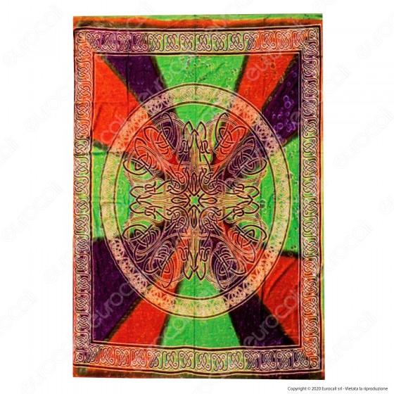 Near Dark Telo Decorativo da Muro in 100% Cotone 210x240cm - Celtic Circle