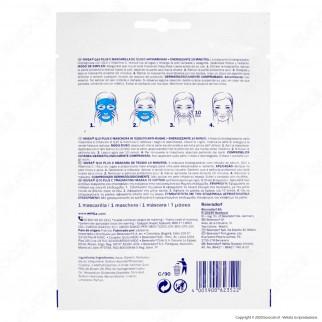 Nivea Q10 Plus C Antirughe + Energy Maschera in tessuto. one monouso da 1pz