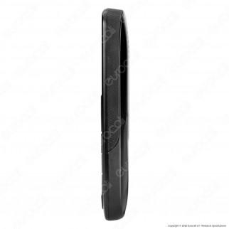 Switel Bravo M170 Mobile Telefono Cellulare per Portatori di Apparecchi Acustici Colore Nero