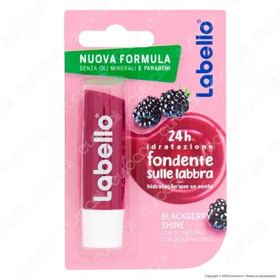 Labello Blackberry Shine - Confezione da 1pez.