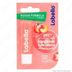 Labello Cherry Shine Balsamo Idratante Labbra Burrocacao Colore Corallo - Confezione da 1pz