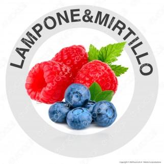 Nivea Doccia Rinfrescante Fresh Smoothies Lampone Mirtillo e Latte di Mandorla - Flacone da 300ml
