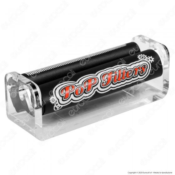 Pop Filters Rollatore Macchinetta per Rollare Cartine Corte