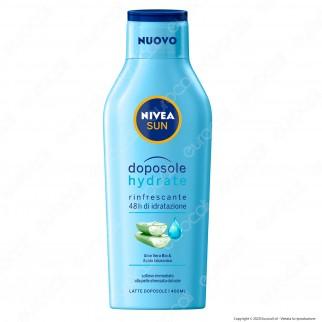 Nivea Sun Latte Doposole Hydrate - Flacone da 400ml