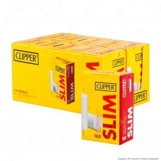 Clipper Slim 6mm Ruvidi - Box 10 Scatoline da 165 Filtri [TERMINATO]