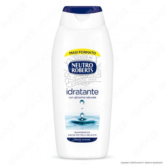 Neutro Roberts Bagno Doccia Idratante con Glicerina Naturale - Flacone da 700ml