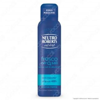Neutro Roberts Deodorante Spray Fresco Uomo - Flacone da 150ml
