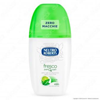 Neutro Roberts Deodorante Vapo Fresco Tè Verde & Lime Zero Sali - Flacone da 75ml