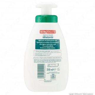 Borotalco Roberts Sapone Liquido Idratante - Flacone da 250ml.
