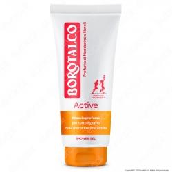 Borotalco Gel Doccia Active Mandarino e Neroli - Flacone da 200ml