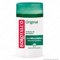 Borotalco Deodorante Stick con Microtalco - Flacone da 40ml