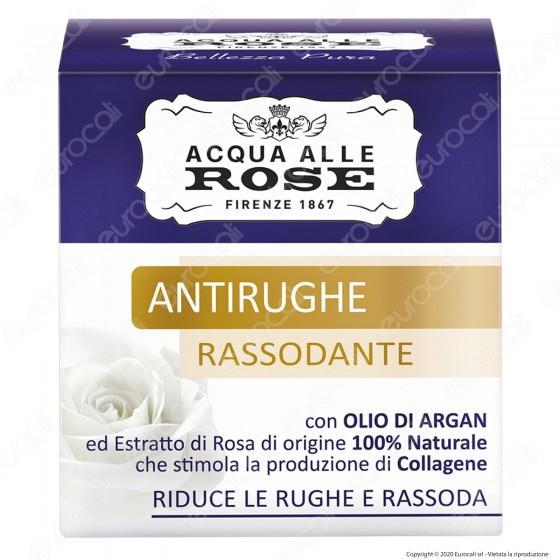 Acqua alle Rose Crema Antirughe Rassodante - Confezione da 50ml