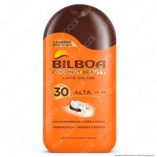 Bilboa Latte Coconut Beauty Protezione Altra SPF30 - Flacone da 200ml