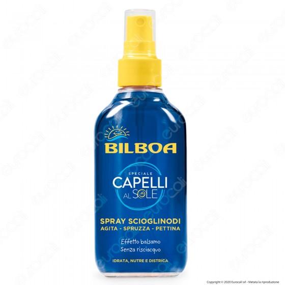 Bilboa Spray Scioglinodi Capelli Adatto Anche ai Bambini - Flacone da 150ml