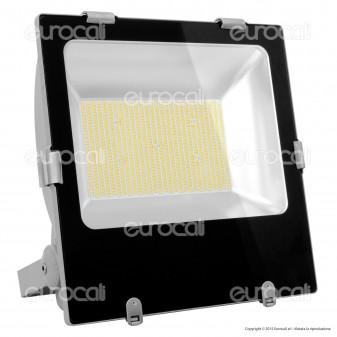 V-Tac VT-47400 Faretto LED SMD 400W da Esterno Colore Nero