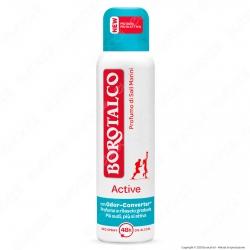 Borotalco Deodorante Spray Active Sali Marini - Flacone da 150ml