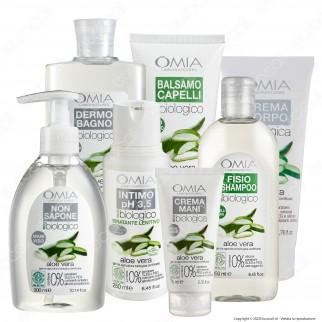 Omia Confezione Regalo Total Beauty Routine all'Aloe Vera - Confezione da 7pz.