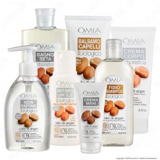 Omia Confezione Regalo Total Beauty Routine Olio di Argan - Confezione da 7pz.
