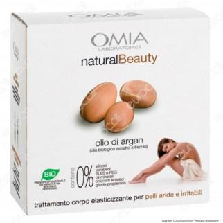 Omia Trattamento Corpo Elasticizzante Natural Beauty Body Olio di Argan - Confezione da 2pz.